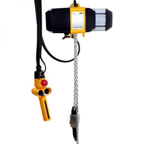 Yale CPV 125 - 630 kg - wciągnik łańcuchowy elektryczny