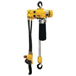 Yale CPA - ATEX Basic 125 - 980 kg - pneumatyczny wciągnik łańcuchowy