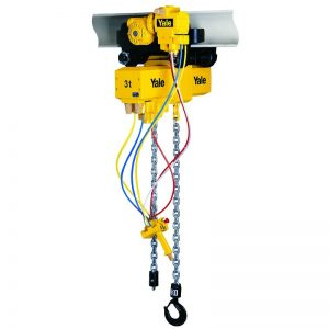 Yale CPA/VTG ATEX Basic 2000 - 10000 kg - pneumatyczny wciągnik łańcuchowy