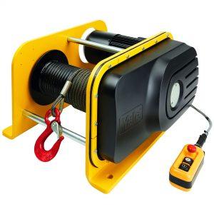 Yale RPE R/LR/XLR z kontrolą niskiego napięcia - wciągarka elektryczna linowa