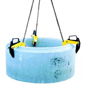 Uchwyty do kręgów betonowych - Yale Tigrip BTG