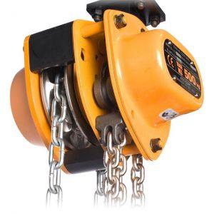 KITO CB High Speed - wciągnik łańcuchowy ręczny