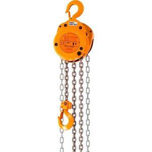 KITO CF - wciągnik łańcuchowy ręczny z aluminiowym korpusem