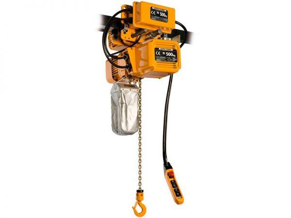 KITO ER2M - wciągnik łańcuchowy elektryczny przejezdny