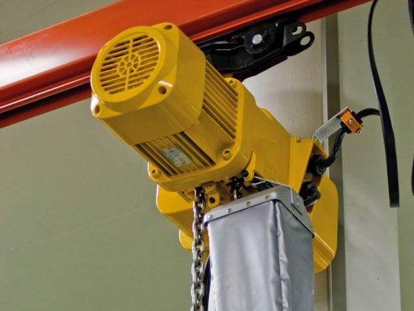 KITO ER2SG - wciągnik łańcuchowy elektryczny przejezdny