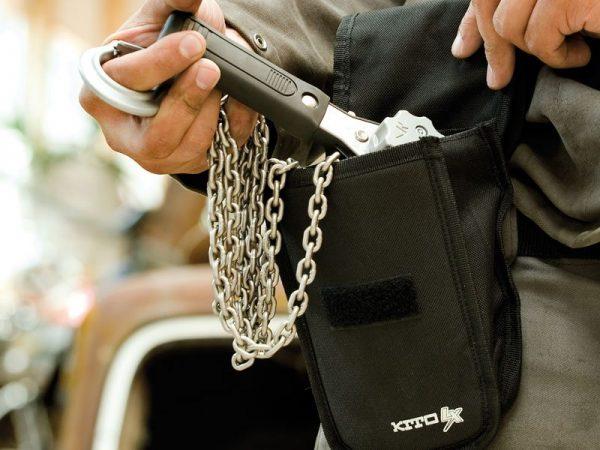 KITO LX - wciągnik łańcuchowy ręczny