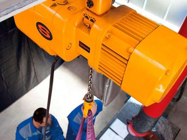 KITO ER2 - wciągnik łańcuchowy elektryczny