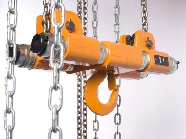 KITO SHB - wciągnik łańcuchowy ręczny