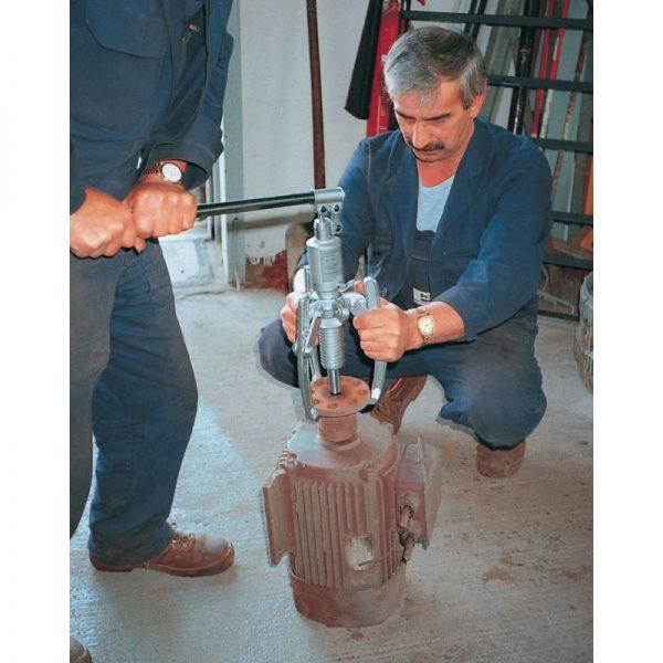 Yale BMZ - ściągacz hydrauliczny