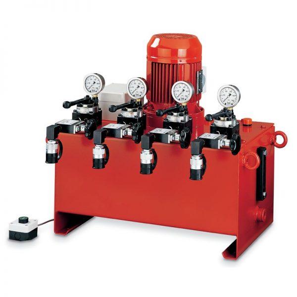 Yale PMF - pompa hydrauliczna 700 bar