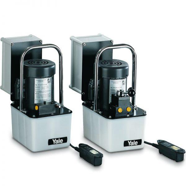 Yale PY-04 - pompa hydrauliczna 700 bar