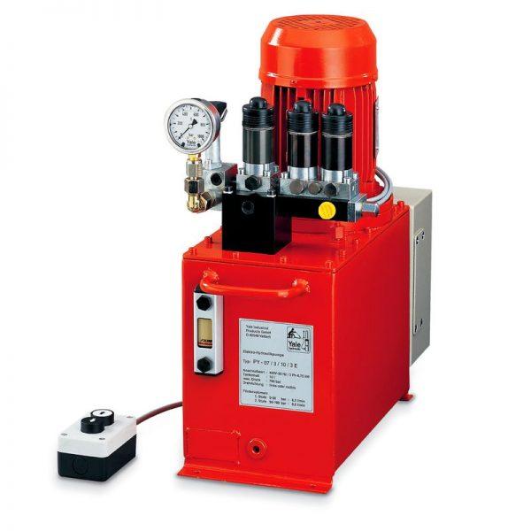 Yale PY/3 - pompa hydrauliczna 700 bar