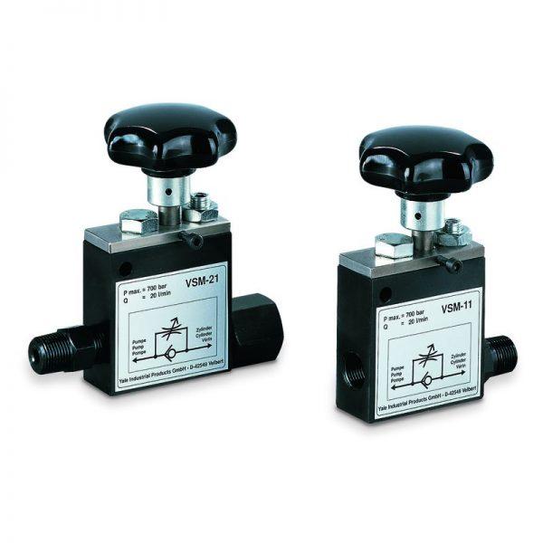 Yale VSM - akcesoria hydrauliczne
