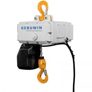 Wciągarka łańcuchowa elektryczna GEBUWIN