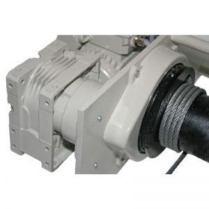 Gebuwin EW125- wciągarka linowa elektryczna