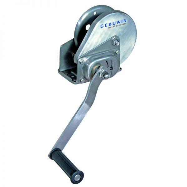 Wciągarka linowa ręczna z hamulcem - Gebuwin HW200