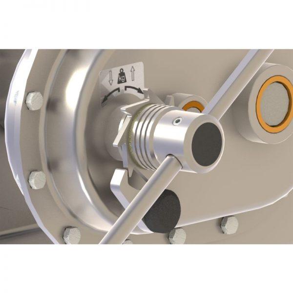 Gebuwin TC1500 - wciągarka linowa ręczna
