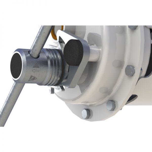 Gebuwin TL1000 - wciągarka linowa ręczna