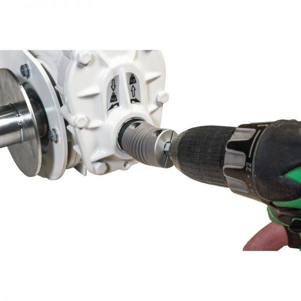Gebuwin WA200 - wciągarka linowa elektryczna