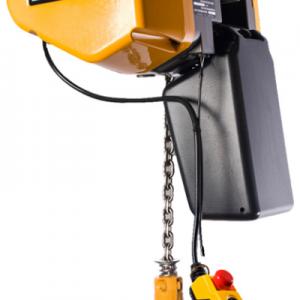 Wciągarki elektryczne łańcuchowe