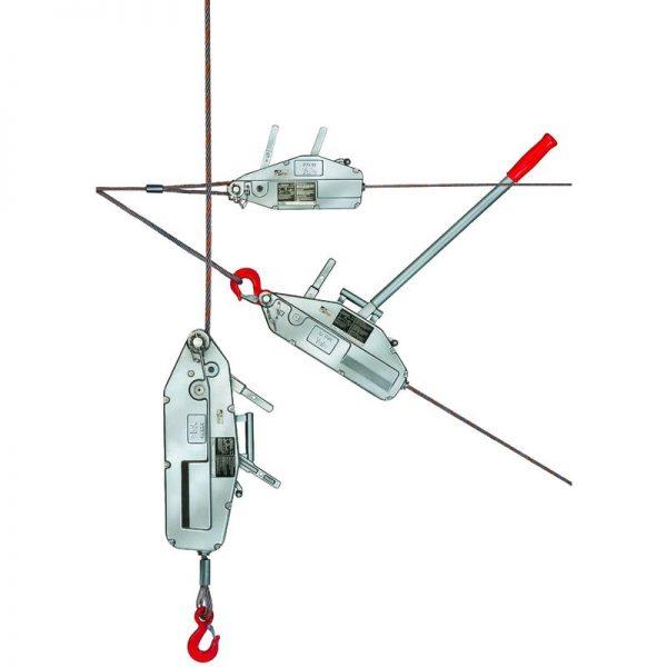 YaleTRAC - Wciągarka linowa ręczna