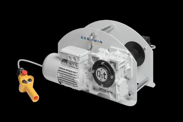Gebuwin e-Winch 250kg- wciągarka linowa elektryczna